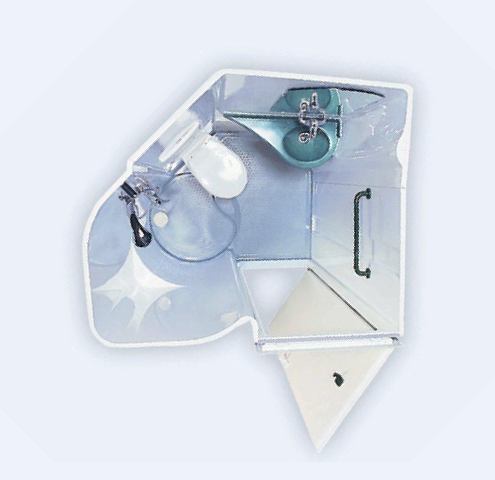 salle de bain salle d 39 eau int gr e pour la r novation. Black Bedroom Furniture Sets. Home Design Ideas