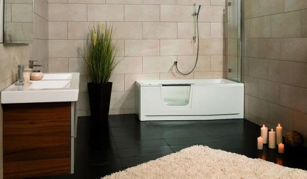 Saniku Duo Compact, le combiné bain douche ultra compact