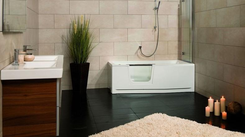 Combin bain douche saniku duo compact le plus compact - Combine baignoire douche castorama ...