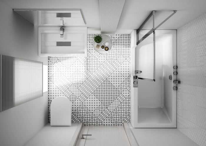 le combin baignoire douche teuco pr t a porter. Black Bedroom Furniture Sets. Home Design Ideas