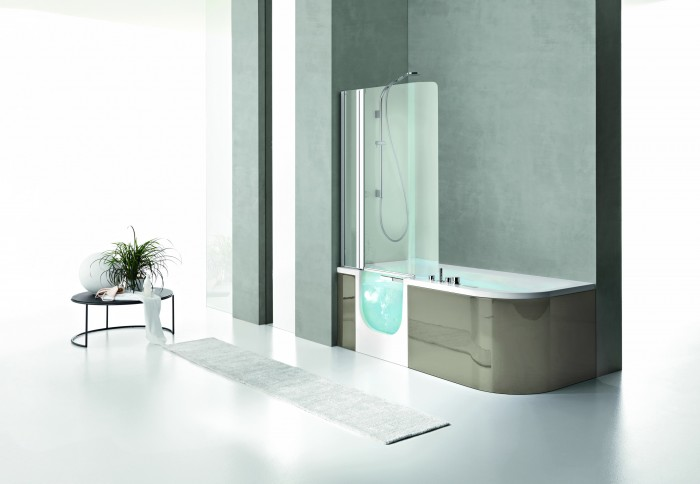 Combiné bain douche HAFRO For All Box