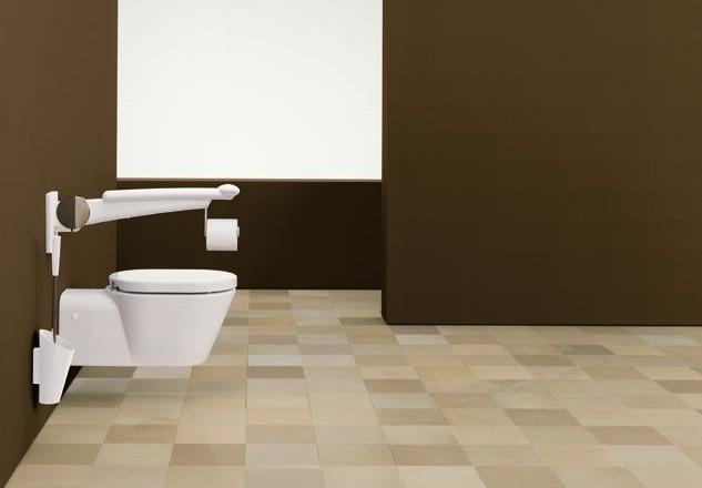 L 39 ensemble brosse wc hewi - Ensemble accessoires wc ...