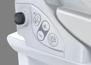 wc japonais aquaclean 4000 de geberit. Black Bedroom Furniture Sets. Home Design Ideas