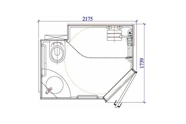 divonne la salle d 39 eau pmr de. Black Bedroom Furniture Sets. Home Design Ideas