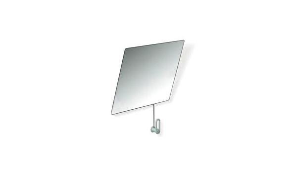 miroir orientables et éclairant pour une salle de bain pratique et