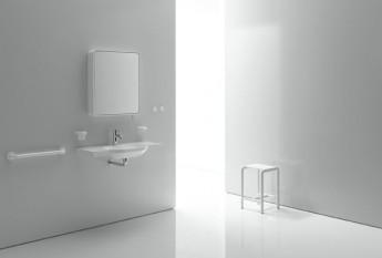 miroir inclinable avec manivelle. Black Bedroom Furniture Sets. Home Design Ideas