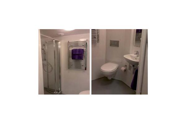 Salle d'eau préfabriquée Novastudio