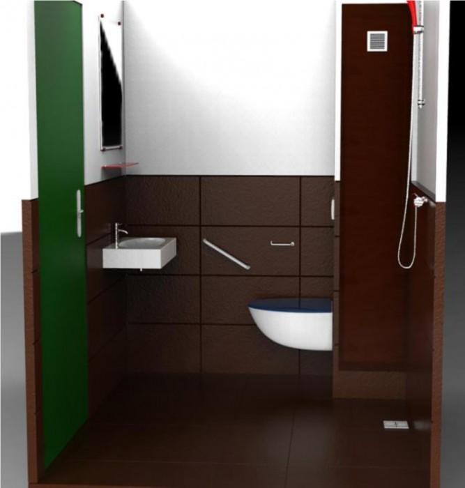 Préfabriquée Mobilistar WC