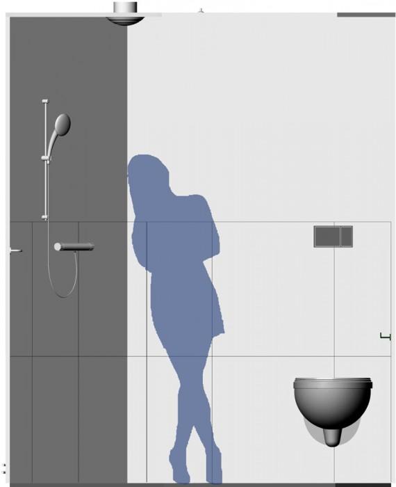 Salle d'eau préfabriquée Beaune