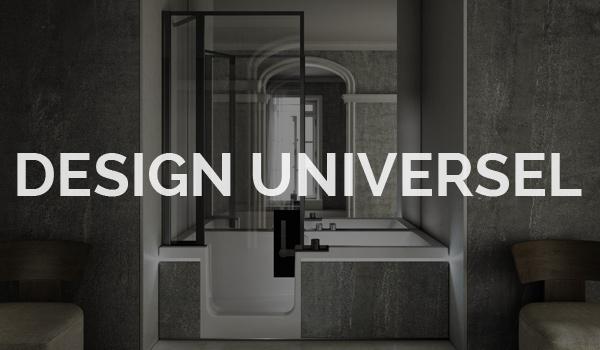 Le design universel mis en avant avec les gammes de combinés