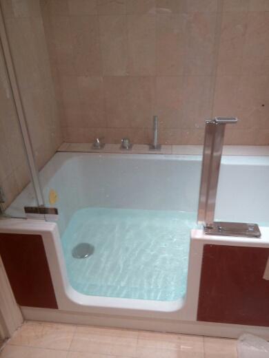 Combiné bain douche Twinline 2