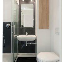 HOTEL STAR Bloc sanitaire préfabriqué
