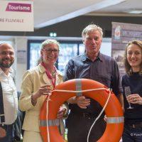 23 juin 2016 _ Trophées de l'innovation de la CCI du Morbihan. Palais des congrès de Lorient.