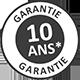 Garantie 10 ans logo