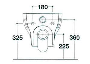 Dimensions AquaClean 4000