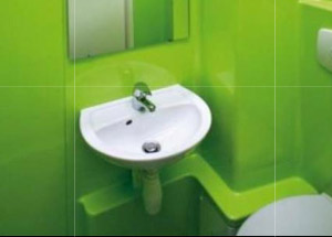 Novajunior 800 lavabo