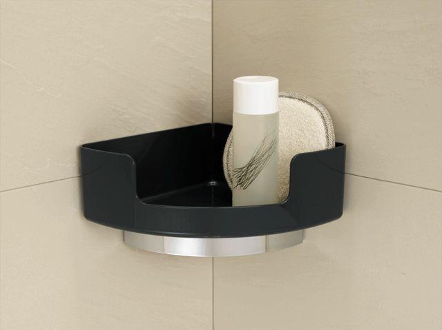 tablette d 39 angle pour salle de bain. Black Bedroom Furniture Sets. Home Design Ideas