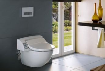 L'AquaClean 5000 : un abattant WC japonais au top du confort