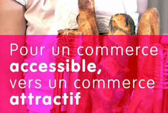 Guide pour rendre son commerce accessible