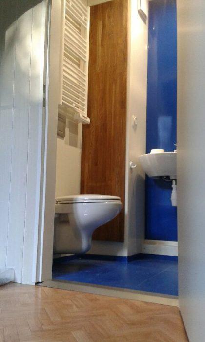 Bloc sanitaire HOTEL STAR avec entrée de plain pied